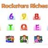 Gränssnitt och spelelement: Rockstars Riches