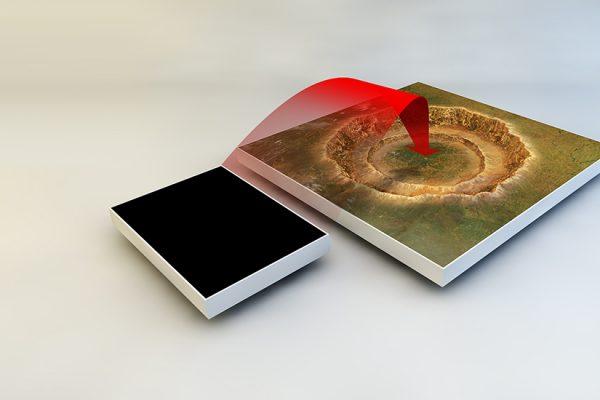 Världens största krater