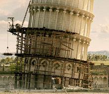 Historiska felrekryteringar: Pisa